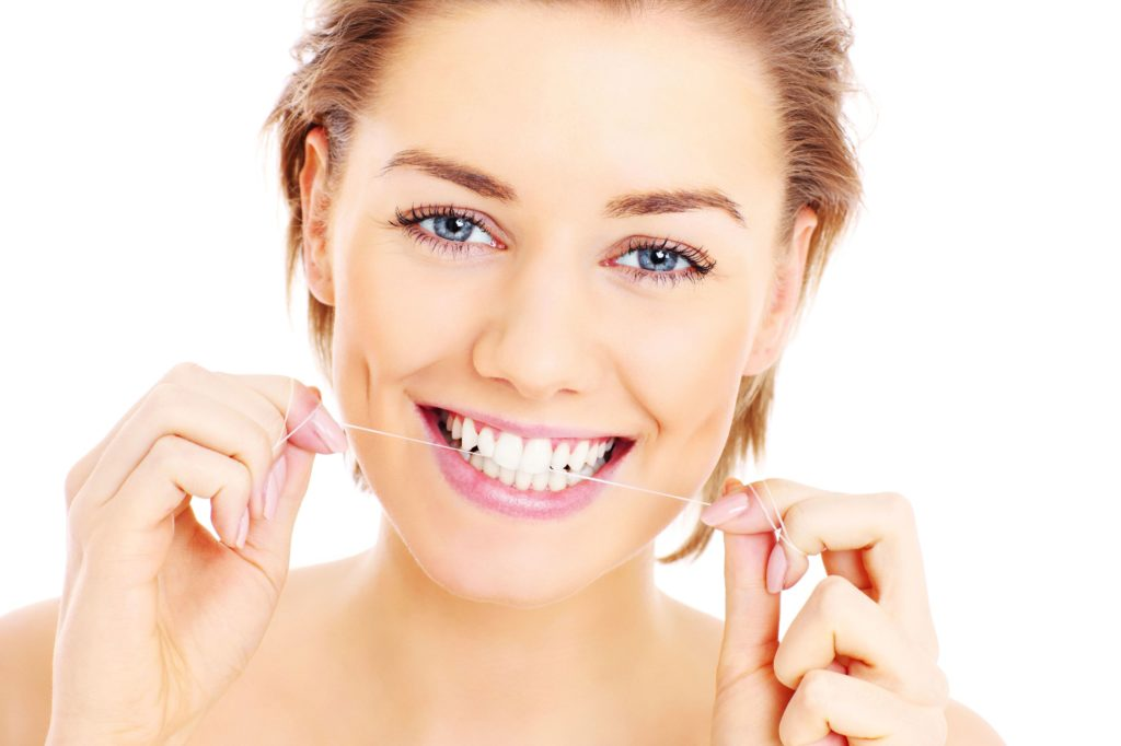 Portsmouth RI Dentist | Only Floss The Teeth You Want To Keep